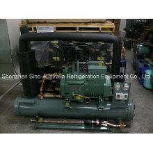 Unidad de Condensación Bitzer (enfriador de agua)