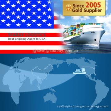 Expédition compétitive vers les États-Unis / Los Angeles / Chicago / New York / Miami