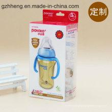 Personalizado presente impressão caixa plástica para produtos de Baby′s (caixa de PVC)
