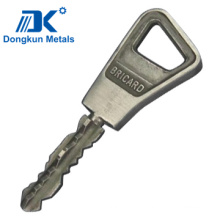 Stainless Precision Casting Key by Customized