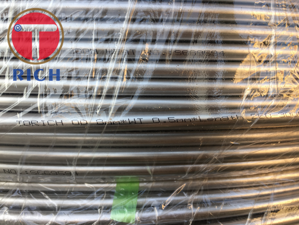 stainless steel cooling tube coil beer