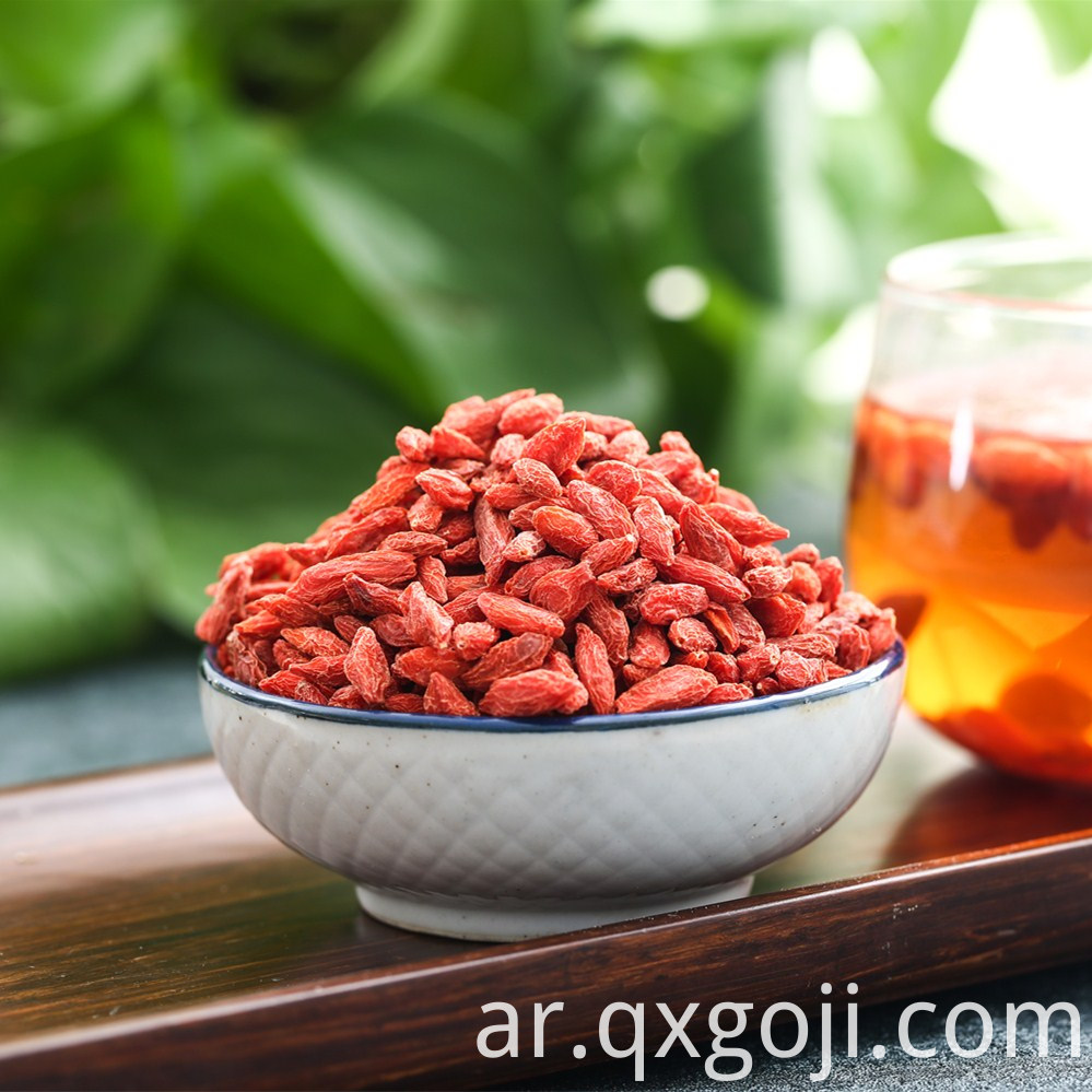 Goji Berries for Weight Loss