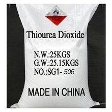 Hersteller-Versorgung White Crystal Powder Thiourea Dioxide 99% Min