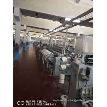 Air-Jet Weaving Loom Cotton Fabric Machinery Toyota T-710- 280cm Year 2006 1761A Positive Cam