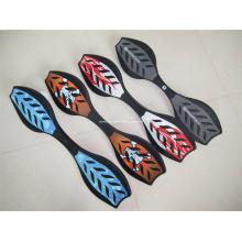 Встроенный пластиковый пластиковый змейка из АБС-пластика для скейтборда (ET-SK2701)