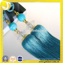 Confidence in Textile Polyester Curtain Tassel Tieback