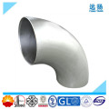 90 Deg Stainless Steel Seamless Pipe Fitting Elbow