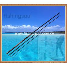 Cañas de pescar con alimentador de carbono FDR001