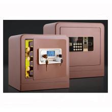 Huella digital Contraseña eléctrica Cerraduras de llave Caja fuerte