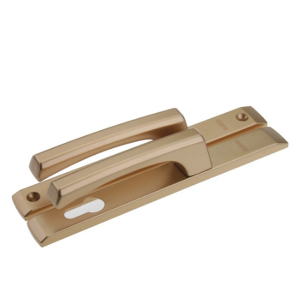 Aluminium Door Handle Glass Door Handle Double Sided Door Pull Handle