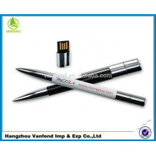 Metal Pen with USB, Metal USB Pen Drive, Pen with Flash Drive