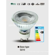 Full Glass LED Bulb GU10-Bl