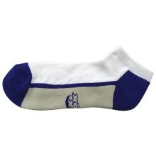 Hombres Mujeres Terry algodón color calcetines deportivos (tcc-02)