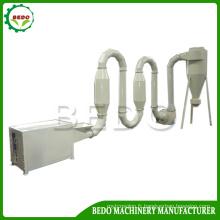 Machine directe de dessiccateur de sciure de bois d'écoulement d'air d'usine à vendre