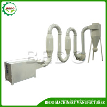 Factory Direct Air Flow Wood Sawdust Dryer Machine For Sale