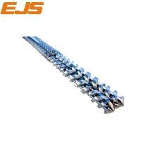 PE pipe processed bimetallic screws