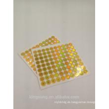 hochwertige benutzerdefinierte 3D Hologramm Anti gefälschte Label Aufkleber