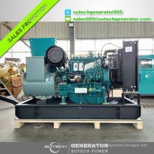 Avec moteur Weichai Deutz WP4D66E200 et alternateur Marathon, groupe électrogène diesel 60kw