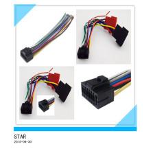Kenwood Car Stereo Kopfeinheit Replacement16 Pin ISO Kabelbaumstecker