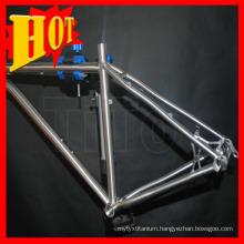Titanium MTB Road Track BMX Bicycle Bike Frame