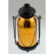 Electroplated Golden Lantern
