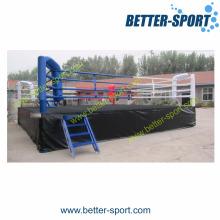 Anillo de boxeo con Aiba aprobado
