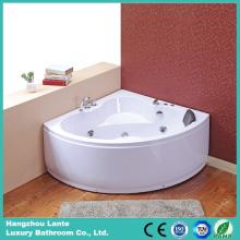 Горячая акриловая ванна для одного человека с массажем (пневматическое управление TLP-636)