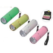9LED Flashlight (12-1T1012-2)