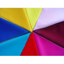 Le tissu de taffetas teint par plaine de polyester du meilleur marché 190t pour le Linging de vêtement