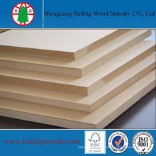 China Factory Supply MDF Board