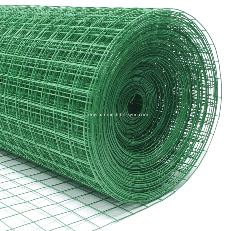 PVC Coated Welded Wire Netting