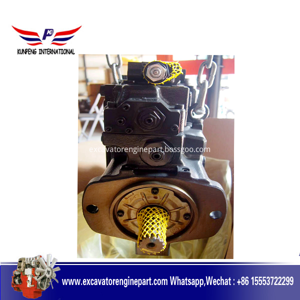 Kpm Kawasaki Brand Electronically Controlled Variable Plunger Hydraulic Pump K7v63