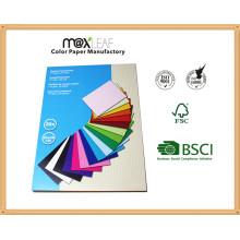 340 * 240mm 110GSM Sketchbook Colored Cardstock Cute Drawing Book