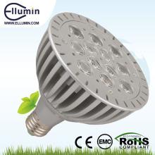 12w llevó la luz llevada par del poder más elevado del bulbo