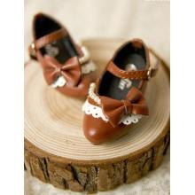 Shoes Girl Cute Shoes for YSD/MSD Ball-jointed Doll