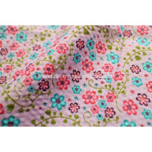Tc Poplin with Printed for Garments