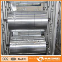 Réserve de papier d'aluminium 8011 pour usage domestique
