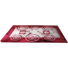Most Popular 100% Polyester Printed Modern Area Rugs