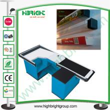 Supermarket Plastic Cash Counter Line Divider