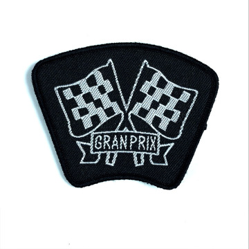 Iron On Rock Motorcycle Patch ricamate vestiti