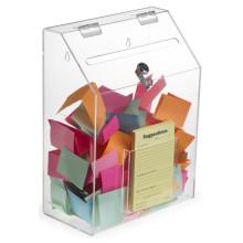 Luxury Transparent Acrylic Church Collection Box
