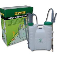 Pulverizador manual agrícola da pressão do alforje do pulverizador 12L do jardim das ferramentas