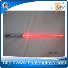 Горячие игрушки пластиковые дешевые продажи осветить мечи, изменение цвета мигает игрушка мечи для детей H133124