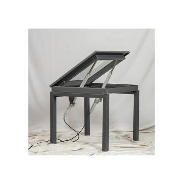 Hot Sale Aluminium Alloy Fabrication Smoke Exhausting Skylight