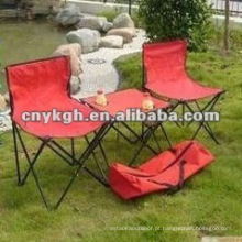 conjunto de mesa e cadeira para exterior VLA-6053R
