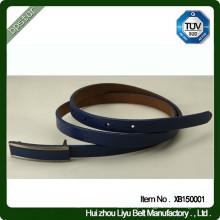 Cinturão de Cowgirl de alta qualidade 2014 com fivela plana