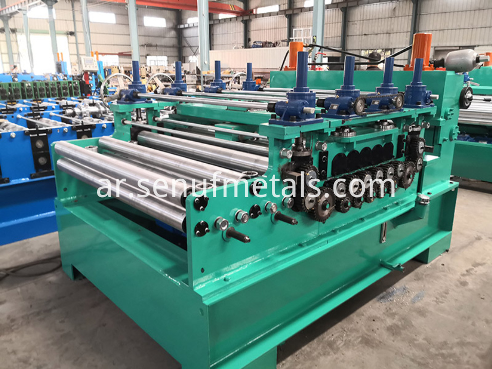 3.0-1600 straighten cut-to-length machine (6)
