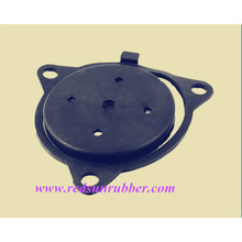 Customized Automotive Rubber Spare Parts