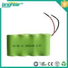 Bateria bateria 12v 3.5ah para aspirador de pó