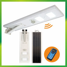 Factory Price 30W LED Solar Street Light with Sensor
